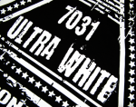 New 7031 Ultra White