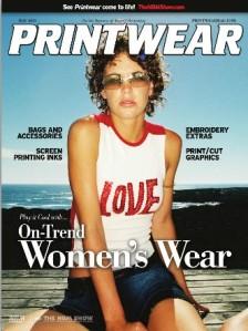 Printwear cover May 13